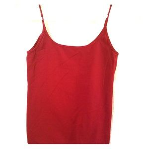 The Limited Camisole in Burgundy